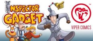 INSPECTOR GADGET Comes To Comics!