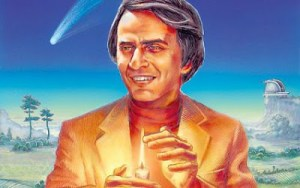 SCIENCE IS WONDROUS…Especially When A Cartoon Carl Sagan Explains the Cosmos to You