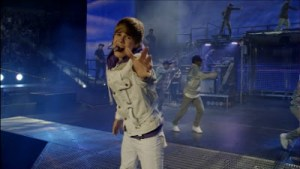"NEVER SAY NEVER Comes To DVD and BLU-RAY…Includes ""R.I.P. Hair Flip"" Bonus Feature"