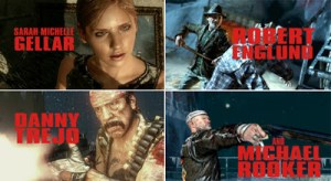 CALL OF DUTY: BLACK OPS ESCALATION EXPANSION Brings Out BUFFY, MACHETE, FREDDY and ROOKER!