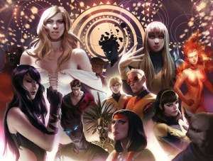 Marvel Comics releases an advanced preview of NEW MUTANTS #25