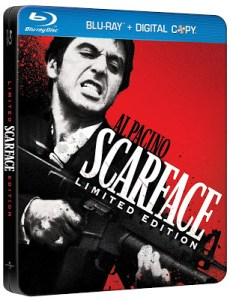 SCARFACE Is Coming To Blu-Ray; Now Every Rapper Needs A Blu-Ray Player
