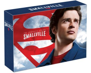 SMALLVILLE: THE COMPLETE SERIES is Coming To DVD!