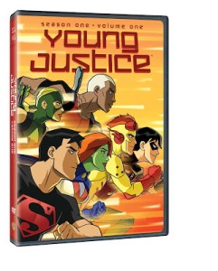 YOUNG JUSTICE Is Coming To DVD