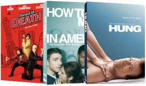 HBO Announces Release Dates of 3 New DVD/Blu-ray Titles