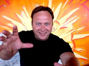 PARANOIA IS FUN! Talk Show Host Alex Jones Freaks Out About Philip K. Dick, Clockwork Elves and How We Are All Going To Be Living In 'The Matrix' Soon.