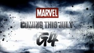 G4 To Air MARVEL ANIME SERIES!  First Look at IRON MAN!