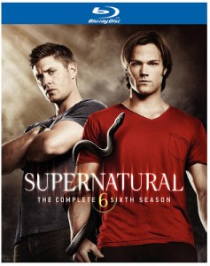 SUPERNATURAL Season 6 Is Coming To DVD & Blu-ray