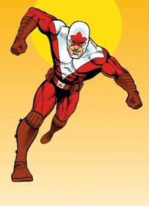 CAPTAIN CANUCK Movie Being Developed, CANADA Rejoicing