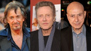 Al Pacino, Christopher Walken, and Alan Arkin Are STAND UP GUYS