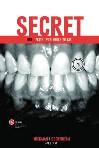 Jonathan Hickman Reveals a SECRET This April