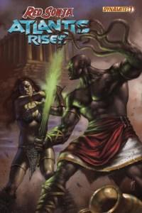 Thulsa Doom Returns in RED SONJA: ATLANTIS RISES