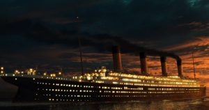 TITANIC Sails Home On Blu-ray 2D and 3D This September