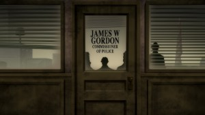 Finally the Hero! <br>David Selby voices Commissioner James Gordon for BATMAN: THE DARK KNIGHT RETURNS: PART 1
