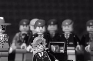 LEGO DR. STRANGELOVE: It Doesn't Avoid Playtime But It Does Deny It It's Essence
