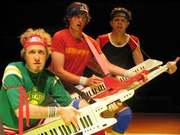 WITNESS THE EPIC POWER of the Keytar…Dude, It's So Boss