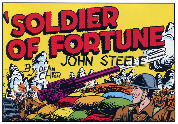 Image result for golden age john steele