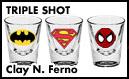 TRIPLE SHOT: <br>SUPERMAN FAMILY ADVENTURES #12, JUPITER'S LEGACY #1, B.P.R.D: VAMPIRE #2