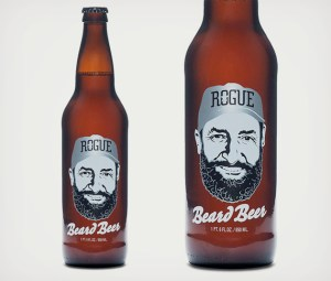 TRY ROGUE BEARD BEER: The Beverage Created From the Yeast Found in Rogue's Brewmaster's Beard