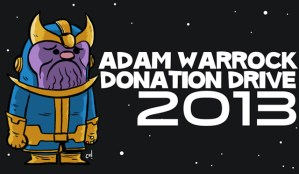 ADAM WARROCK Needs Your Support!  Plus, The Debut of The Song JET PACKS!