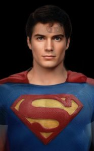 How SUPERMAN Would Look If All The Actors Who Have Played Him Over the Last 30 Years Were Smooshed Together