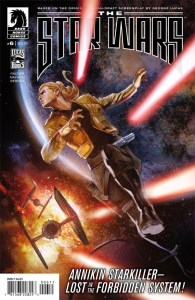 THE STAR WARS #6 (review)