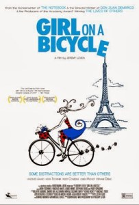 Girl On a Bicycle (review)