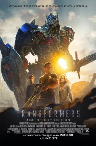 TRANSFORMERS: AGE OF EXTINCTION (review)