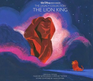 THE LION KING: The Legacy Collection (music review)