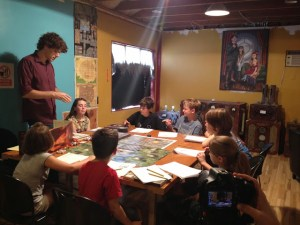 Dungeons & Dragons: A Short Documentary About Girls Playing D & D For The First Time
