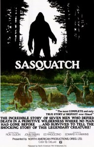 LET'S GO TO THE MOVIES: Sasquatch – The Legend Of Bigfoot