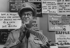 SGT. BILKO / THE PHIL SILVERS SHOW: THE COMPLETE SERIES Comes to DVD!