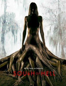 WE tv's SOUTH OF HELL Stars Production; MENA SUVARI To Star in New Supernatural Thriller