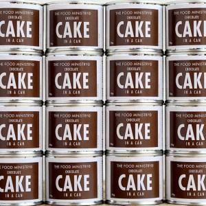 This Holiday Season Give Up On Trying To Please Society And Simply Give People CAKE IN A CAN…Take That F*cking Pinterest