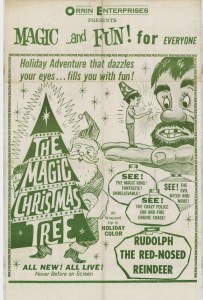 LET'S GO TO THE MOVIES: The Magic Christmas Tree…If The Holidays Make You Feel Weird, Then You're Going To Somewhat Enjoy This Film