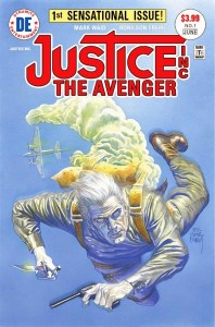 Mark Waid Launches JUSTICE, INC.: THE AVENGER For Dynamite