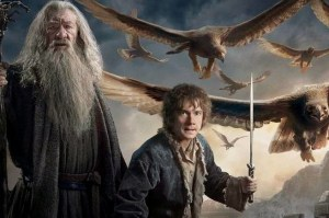 Win THE HOBBIT: THE BATTLE OF THE FIVE ARMIES Blu-ray Combo!