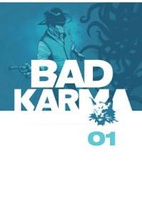 BAD KARMA Vol. 1 HC (graphic novel review)