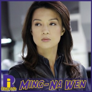 RI Comic Con 2015 Welcomes MING-NA WEN