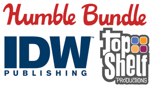 IDW Publishing and Top Shelf Join Humble Bundle For New Comics Bundle
