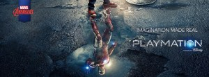 """DISNEY Unveils PLAYMATION, """"The Future of Play"""""""