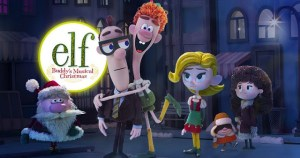 Warner Bros. Announces ELF: BUDDY'S MUSICAL CHRISTMAS on DVD/Blu-ray October 20th