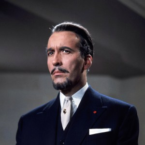 My Favorite Christopher Lee Movie: THE DEVIL RIDES OUT