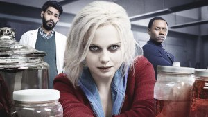 iZOMBIE: THE COMPLETE FIRST SEASON Available on DVD September 29, 2015!