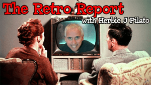 The Retro Report: Professor Hoffman, Logan Gets a Rerun, Captain Kirk Stays Out of Politics & More!