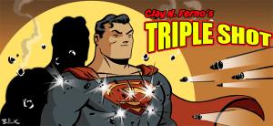 Triple Shot:  THE BEAUTY #1, STUMPTOWN #6 & #7 & STAR TREK/GREEN LANTERN: THE SPECTRUM WAR #2