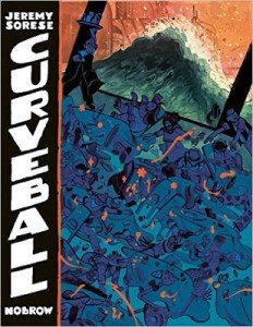 CURVEBALL GN (review)