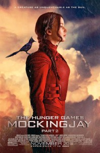 THE HUNGER GAMES: MOCKINGJAY – PART 2 (review)