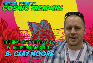 FOG! Chats With B. CLAY MOORE About His Tiki Noir Masterpiece, HAWAIIAN DICK