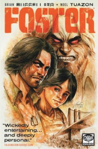 FOSTER (graphic novel review)